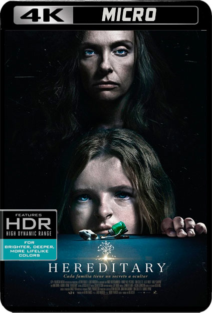 HEREDITARY [4K UHDMICRO][2160P][HDR][DTS 5.1 CASTELLANO-DTS-HD 5.1-INGLES+SUBS][ES-EN] torrent